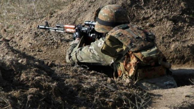 Azerbaycan-Ermenistan sınırında çatışma! 'Kayıp vererek çekildiler'