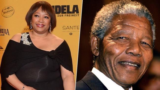 Nelson Mandela'nın kızı Zindzi Mandela hayatını kaybetti