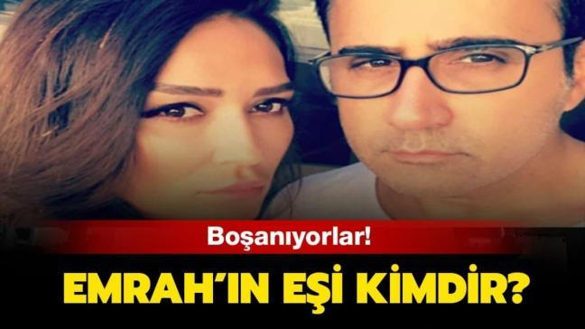 """Emrah'ın eşi Sibel Erdoğan kimdir, kaç yaşındadır"""" Emrah boşanıyor mu"""""""