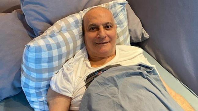Mehmet Ali Erbil'in kök hücre tedavisi gerçekleştirildi! 1 ay kimseyle görüşemeyecek