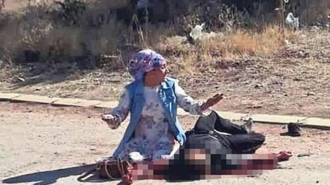Karısını kaçıran adamı sokakta katletti! 10 kurşun 22 bıçak darbesi