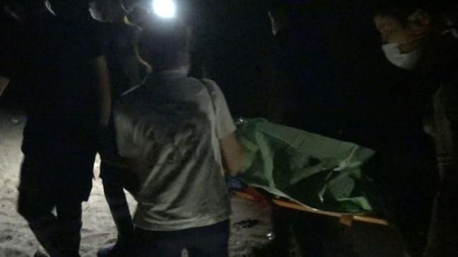 Silivri'de kaybolan kız kayalıklarda baygın halde bulundu