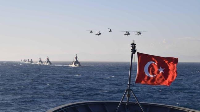 """Türkiye'nin Doğu Akdeniz'de güvenlik doktrini Mavi Vatan nedir"""""""