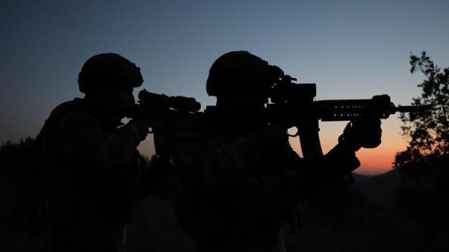 MSB duyurdu... Zeytin Dalı bölgesinde 4 terörist yakalandı