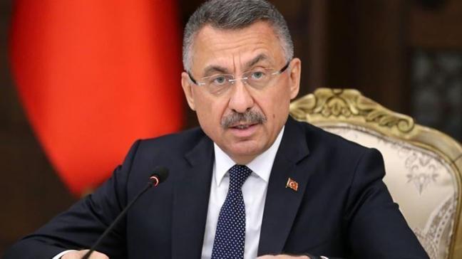 Cumhurbaşkanı Yardımcısı Fuat Oktay'dan 'Doğu Akdeniz' açıklaması