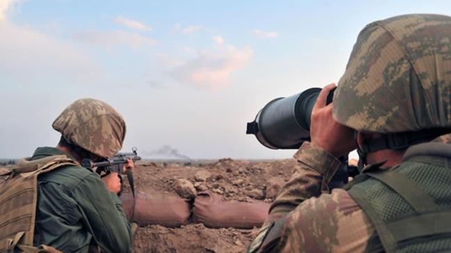 MSB: Zeytin Dalı bölgesinde 8 PKK/YPG'li terörist gözaltına alındı
