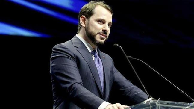 Bakan Albayrak: Türkiye, ekonomik bağımsızlığını tüm dünyaya gösteriyor
