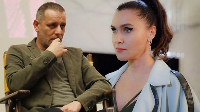 Şevval Sam'dan Ozan Güven tepkisi: Kadına şiddet uygulayan birisiyle aynı filmde oynamam!