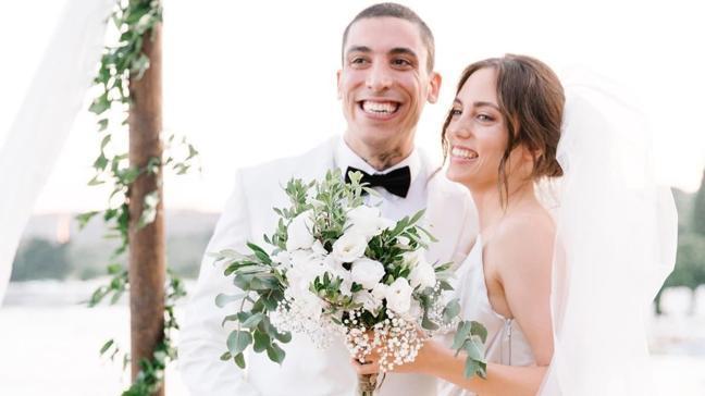 Can Bonomo'dan eşi Öykü Karayel'e romantik kutlama: Canım sevgilim 30 olmuş!