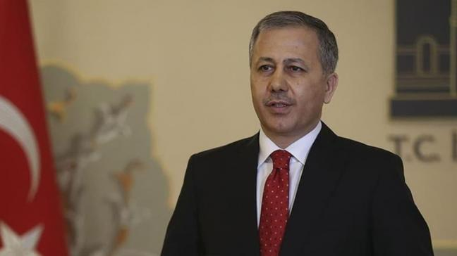 """İstanbul Valisi Yerlikaya'dan """"Adli Yıl"""" mesajı"""