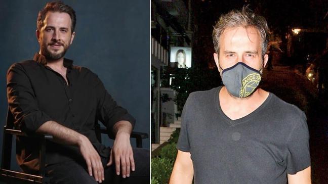 Fatih Artman Fenerbahçe logolu maskesi ile dikkat çekti