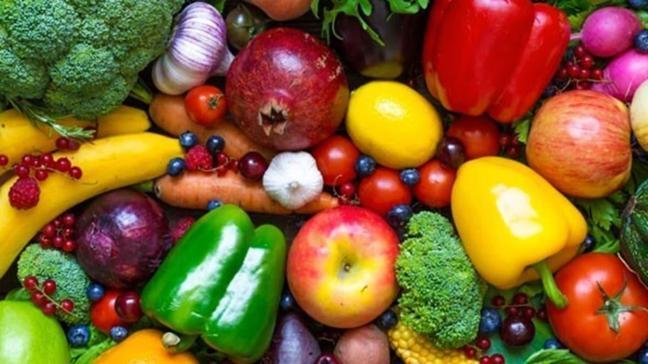 """Virüse karşı antioksidan içeriği yüksek besinler! Hangi vitamin hangi besinde"""""""