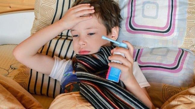 Çocuklarda enfeksiyon belirtilerine dikkat!