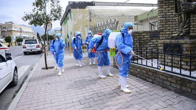 Irak'ta koronavirüs nedeniyle son 24 saatte 77 kişi öldü!