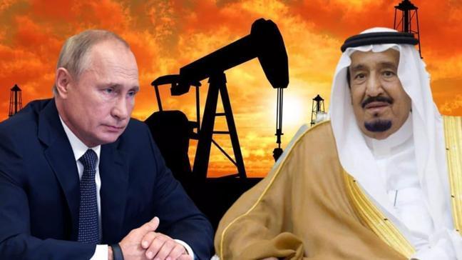 Putin ve Kral Selman koronavirüs ve petrol piyasasını görüştü