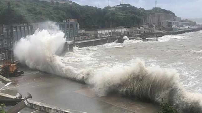 Japonya'da tayfun alarmı: 8 milyon kişinin tahliyesi istendi