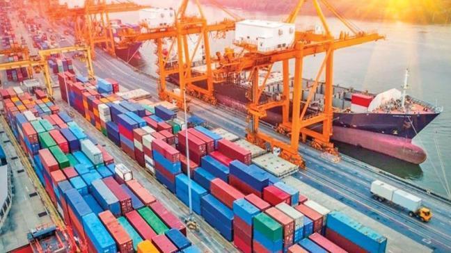 Almanya'ya ihracat ilk 8 ayda yüzde 10 düştü