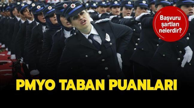 Polis Akademisi başvuru şartları