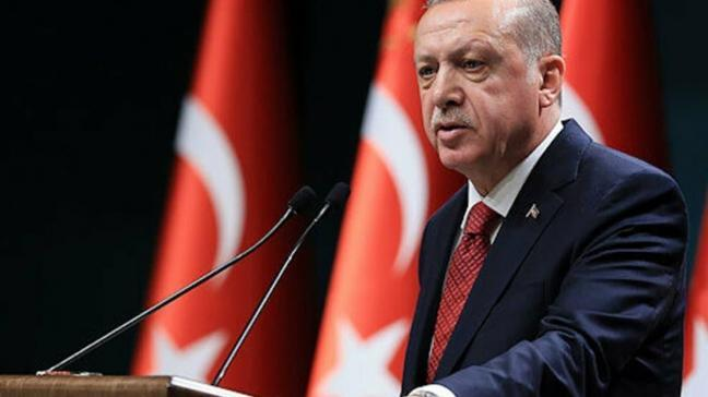 Başkan Erdoğan'dan Azerbaycan'a destek mesajı: Tüm imkanlarımızla yanınızdayız
