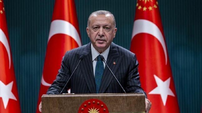 Başkan Erdoğan'dan yüz yüze eğitim açıklaması: Eğitimin kapsamını genişletme kararı aldık
