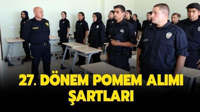 Polis Akademisi başvuruları