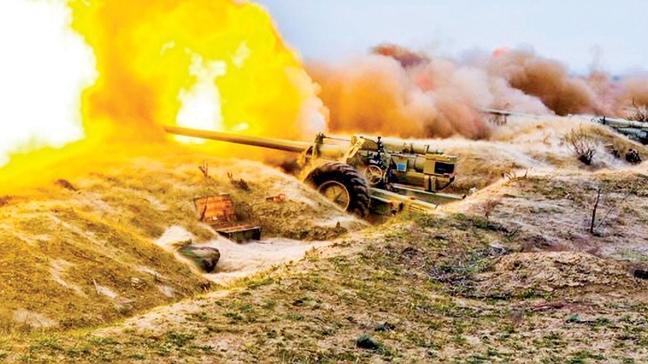Erivan'dan savaş suçu itirafı! 'Sivilleri panik için vuruyoruz'