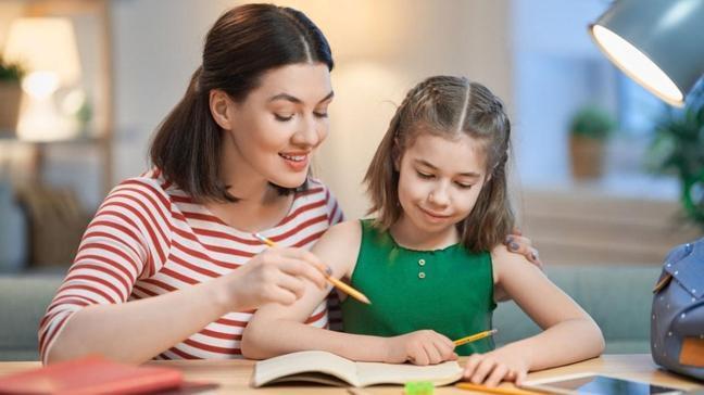 Çocuğunuz rakam ve harfleri ters yazıyorsa dikkat!