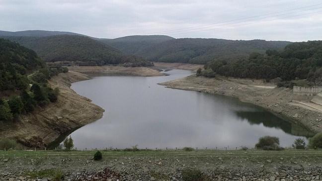 İstanbul'un barajları alarm veriyor! Su seviyesi son 10 yılın en düşük seviyesinde