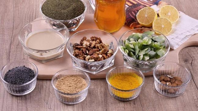 Kış ayında bağışıklığa birebir şifalı baharatlar