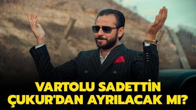 """Vartolu Sadettin Çukur'dan ayrılıyor mu"""""""