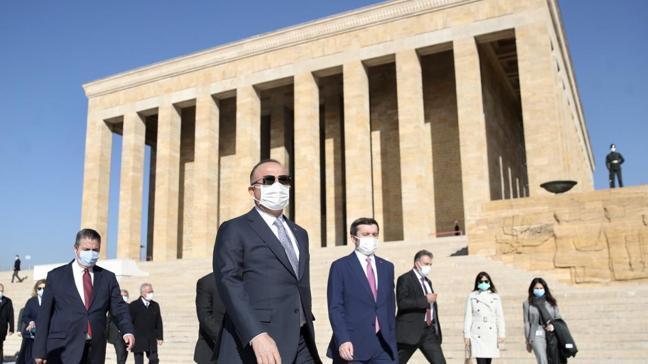Bakan Çavuşoğlu: Doğu Akdeniz'deki oyunu bozduk