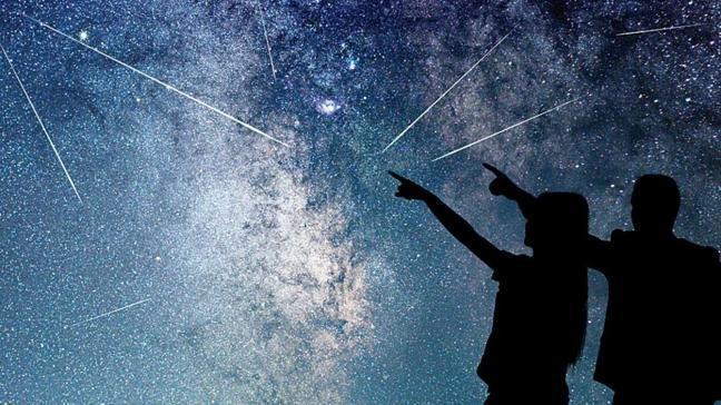 Yılın son meteor yağmuru: Leonid