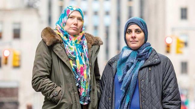 New York'ta Müslüman kadınların başörtüsü zaferi