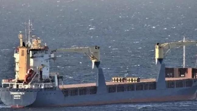 Gine açıklarında korsanların Türk gemisine saldırdığı iddia edildi