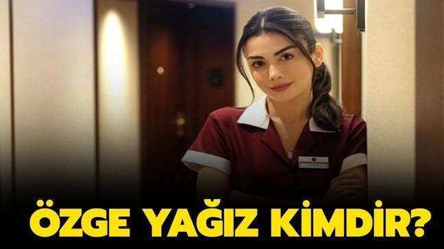 """Sol Yanım Serra kimdir"""" Özge Yağız kaç yaşında, hangi dizilerde oynadı"""""""