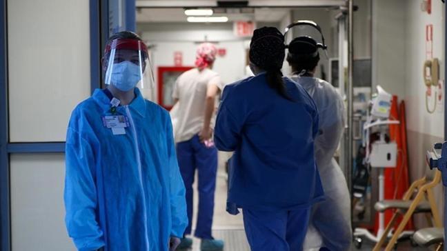 Dünyada ilk sırada... ABD'de koronavirüsten ölenlerin sayısı 288 bine yaklaştı