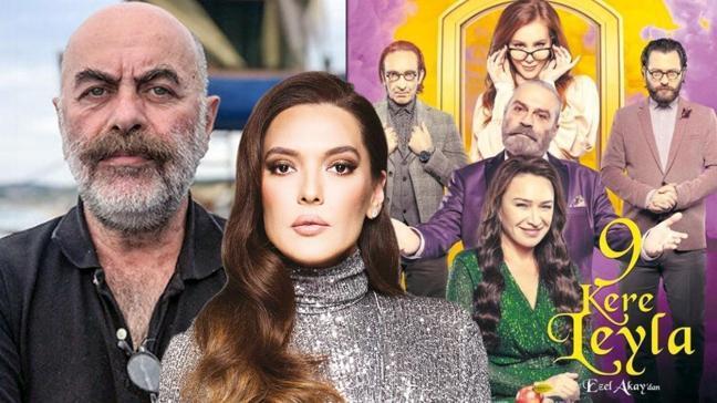 Ezel Akay '9 Kere Leyla' filmi eleştirilerine karşı sessizliğini bozdu! Demet Akalın'dan yanıt gecikmedi