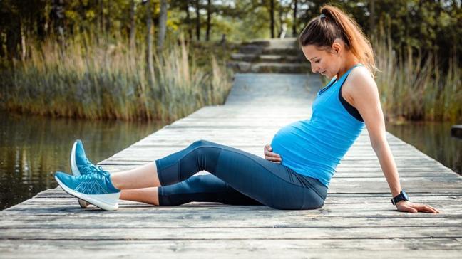 Hamilelikte hareketsiz yaşam erken doğuma sebep olabilir
