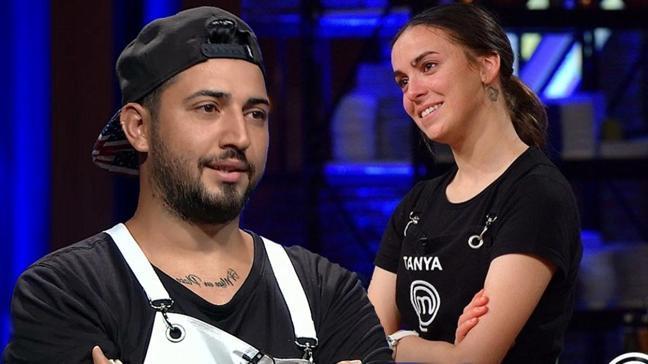 MasterChef Türkiye'deki aşk sırrı çözüldü! Tanya'dan olay yaratan Uğur paylaşımı