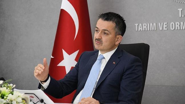 Tarım ve Orman Bakanı Pakdemirli: Türkiye net bir tarım ürünleri ihracatçısı ülke konumuna yükseldi