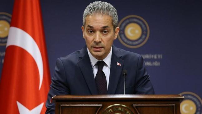 Dışişleri Bakanlığı Sözcüsü Hami Aksoy, Belgrad Büyükelçisi oldu