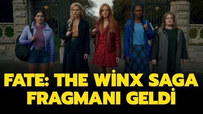 """Fate: The Winx Saga ne zaman başlayacak"""" The Winx Saga fragmanı yayında!"""