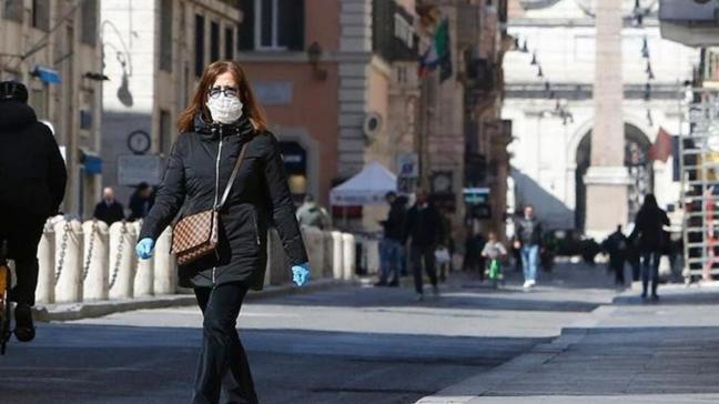 İtalya'da koronavirüsten ölenlerin sayısı 64 bin 520'ye yükseldi
