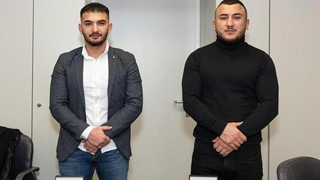 Avusturya'da kahraman Türk gençlerine şeref madalyası verildi
