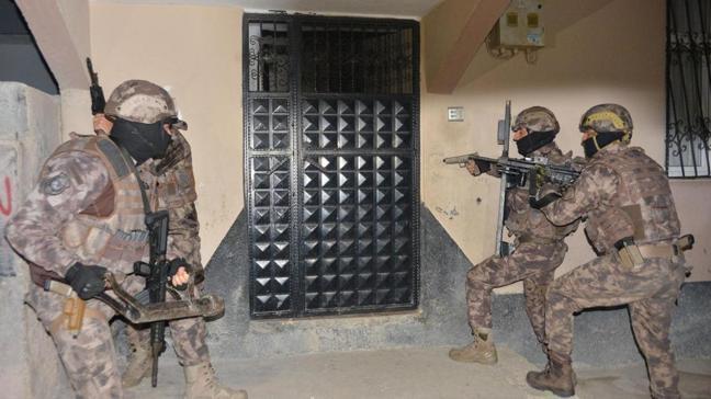 Adana merkezli 3 ilde terör operasyonu: 6 gözaltı kararı