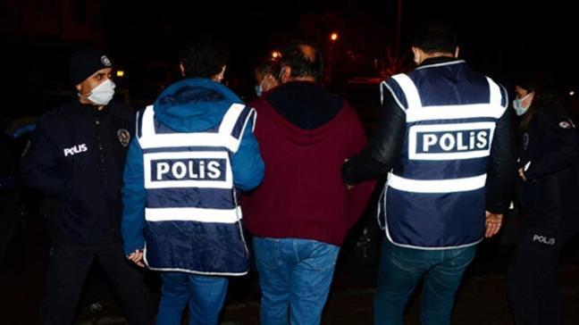 Kocaeli operasyon: Çeşitli suçlardan aranması olan 21 şahıs yakalandı