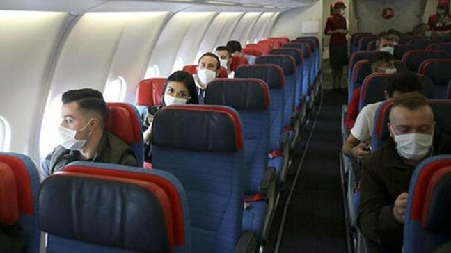 Uçakta kabin bagajı uygulaması yarın itibarıyla normale dönüyor