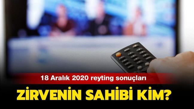 """18 Aralık 2020 reyting sonuçları açıklandı, zirvenin sahibi belli oldu! Kırmızı Oda, Ramo, Akrep reyting birincisi kim"""""""