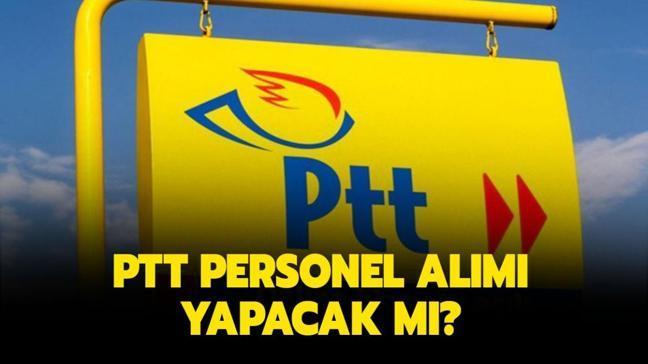"""PTT memur alımı şartları nelerdir"""" PTT alımı yapılacak mı"""""""