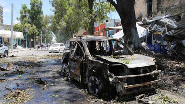 Somali'deki saldırıda ölenlerin sayısı yükseliyor: Toplam ölü sayısı 21 oldu